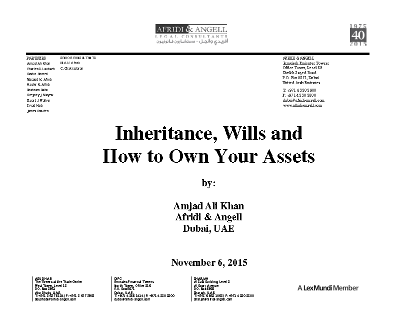 PPW-Presentation-on-Inheritance-Wills-and-How-to-Own-Your-Assets